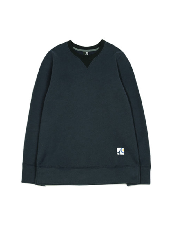 CUTTING SWEATSHIRT_NAVY