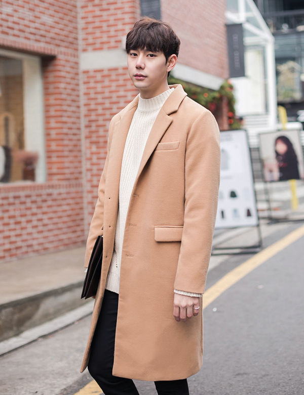 Personal Three Button Single Coat[BT1210][Ⅰ]