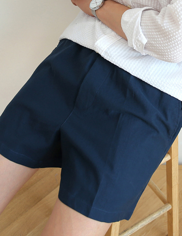 Akne Stitch Short[BP0167]