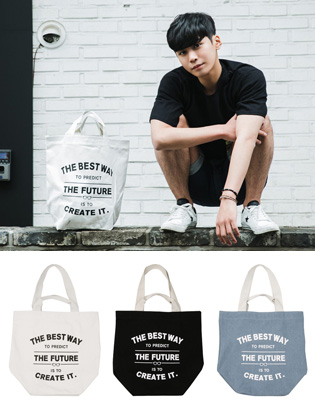 [BE2108]더 퓨쳐 에코백( 3 color Free 사이즈 )