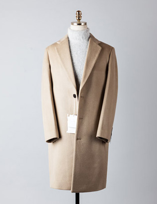 [BT2231]Cashmere Over Coat_begie( 1 color M/L 사이즈 )