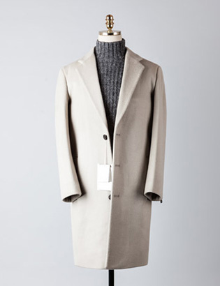 [BT2232]Cashmere Over Coat_light beige( 1 color M/L 사이즈 )