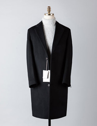 [BT2242]Cashmere Double Over Coat_black( 1 color M/L 사이즈 )