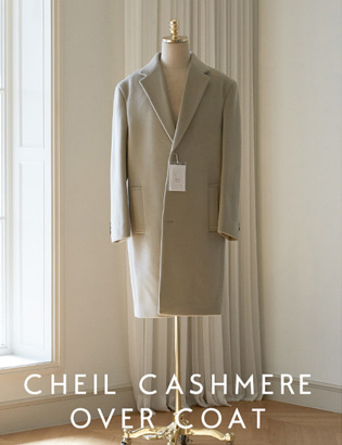 [CT3019]Veil Cashmere Over Coat_light beige( 1 color M/L/XL 사이즈 )