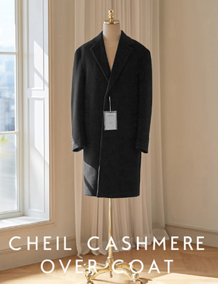 [CT3021]Veil Cashmere Over Coat_black( 1 color M/L/XL 사이즈 )