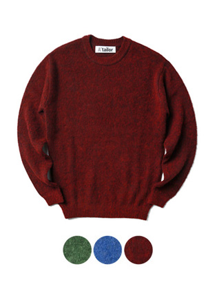 [BB1090]Brush knit