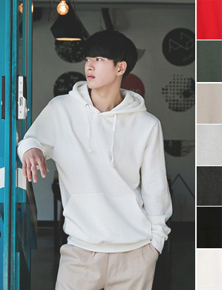 [AS2263]비비 박스 후드( 7 color Free 사이즈 )