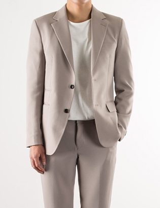 [BS2774]Arena Beige Jacket( 1 color S/M/L size )