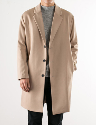 [BS2712]Bio Single Coat( 3 color L/XL size )