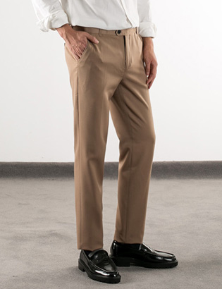 [BS2792]Lable Modern Slacks( 4 color S~XL size )