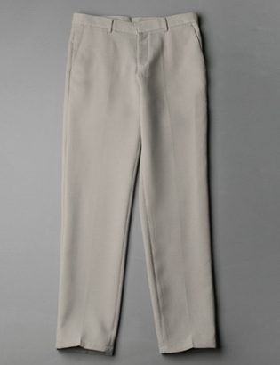 [BS2776]Arena Beige Slacks( 1 color S/M/L size )